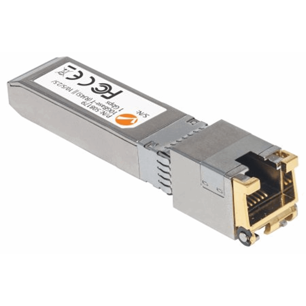 10 Gigabit Copper SFP+ Transceiver Module