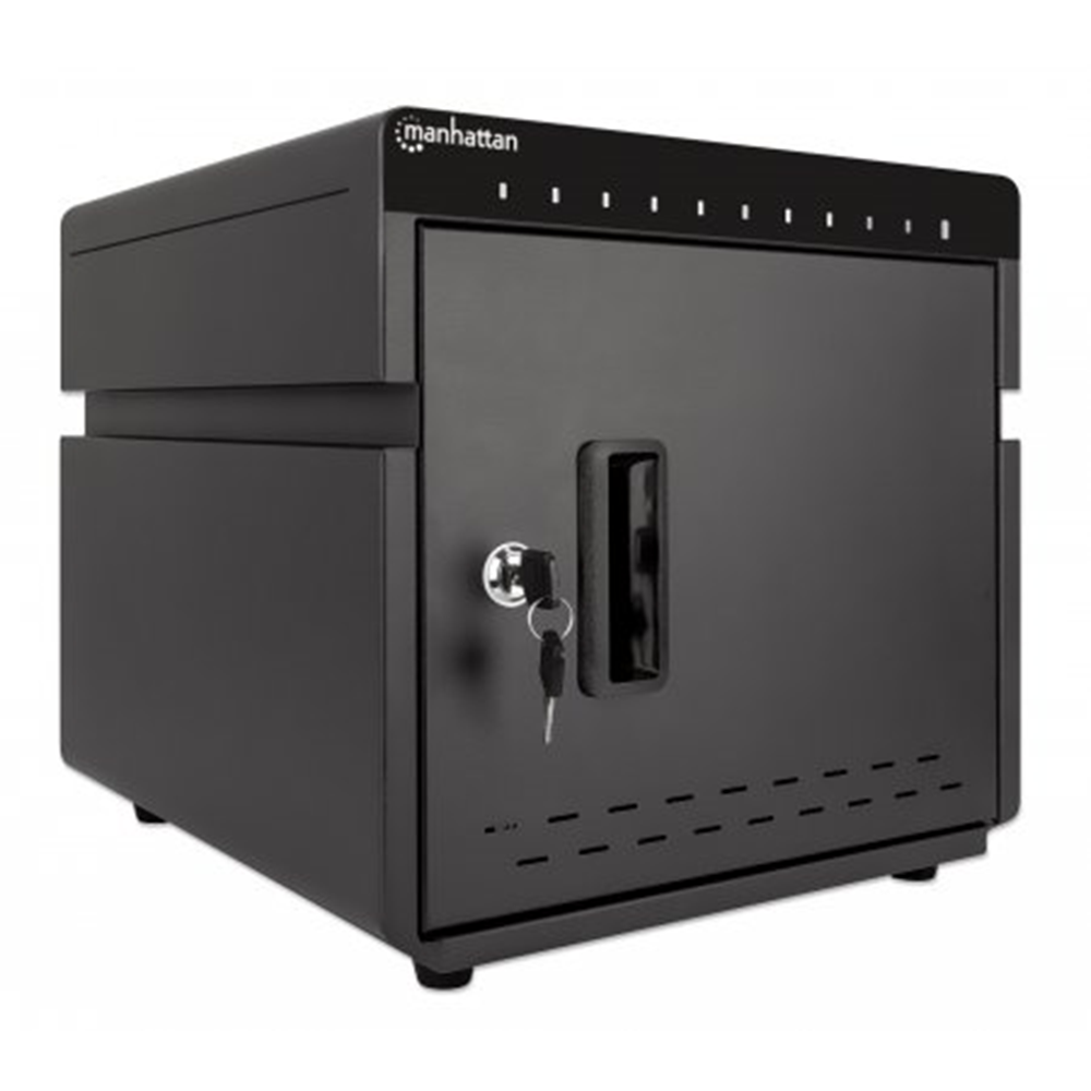 10-Port Desktop Charging Cabinet - 180 W