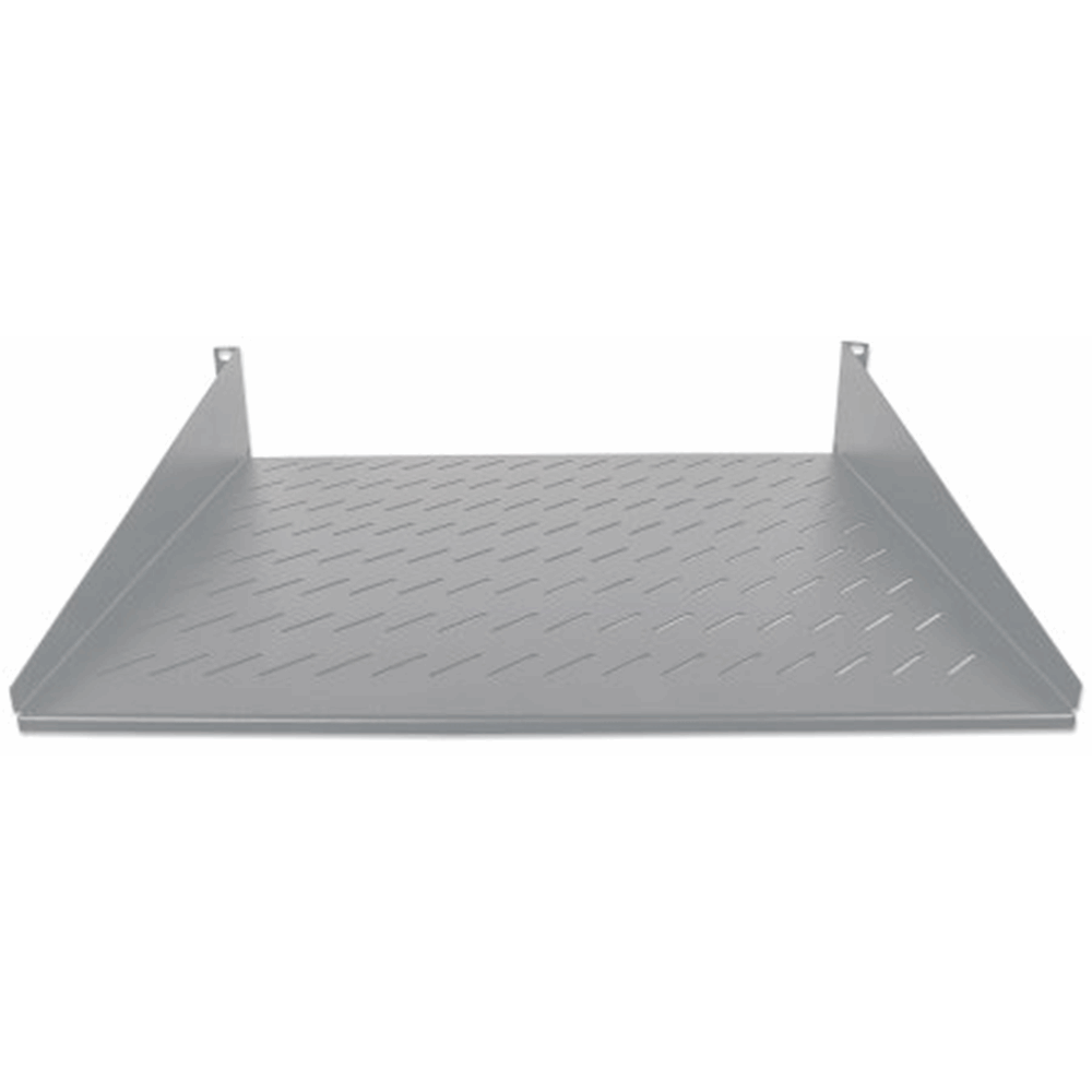 "19"" Cantilever Shelf Grey RAL7035, 250 (L) x 483 (W) x 88 (H) [mm]"