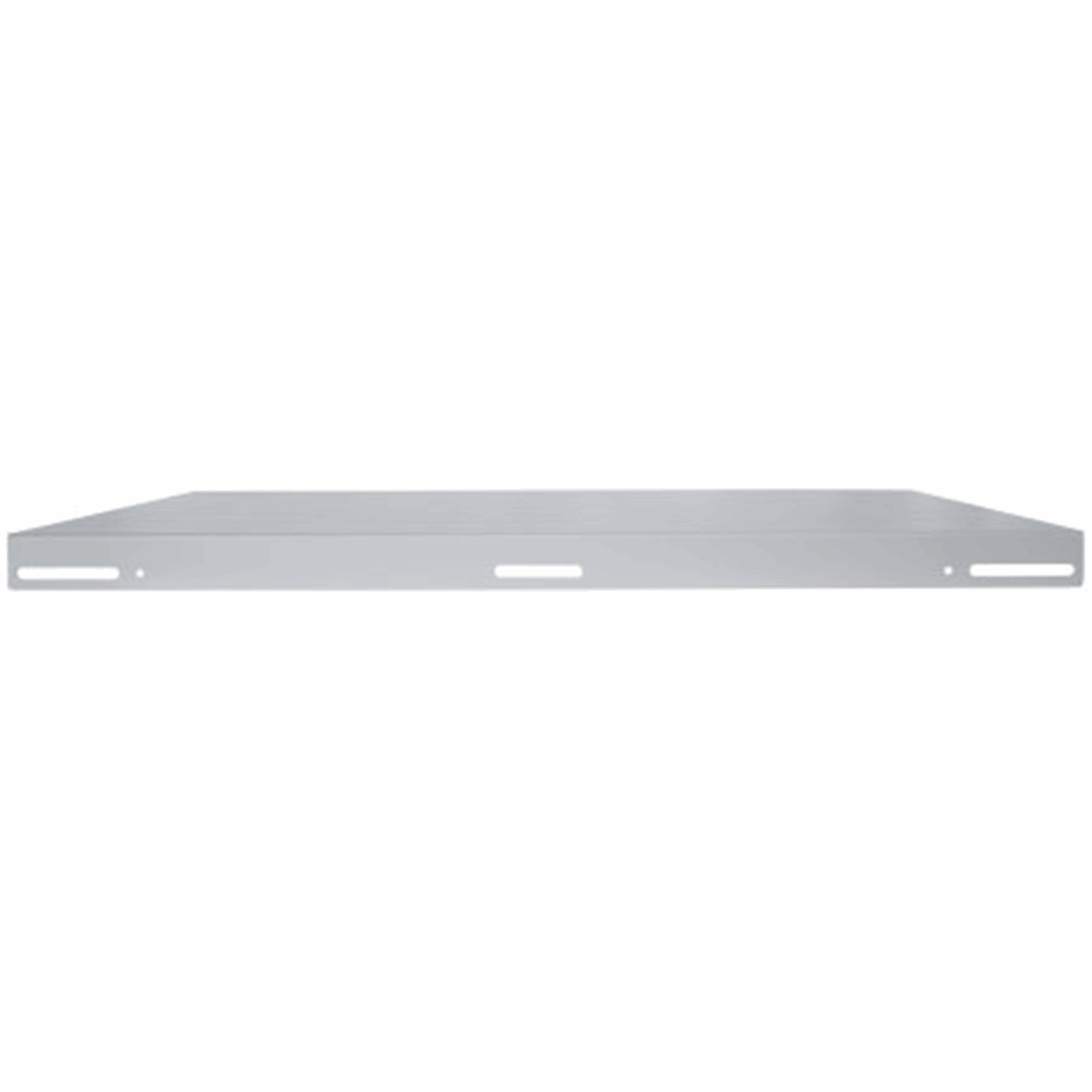 "19"" Fixed Shelf, 1U, 800 mm Depth, Heavy-Duty, Gray"