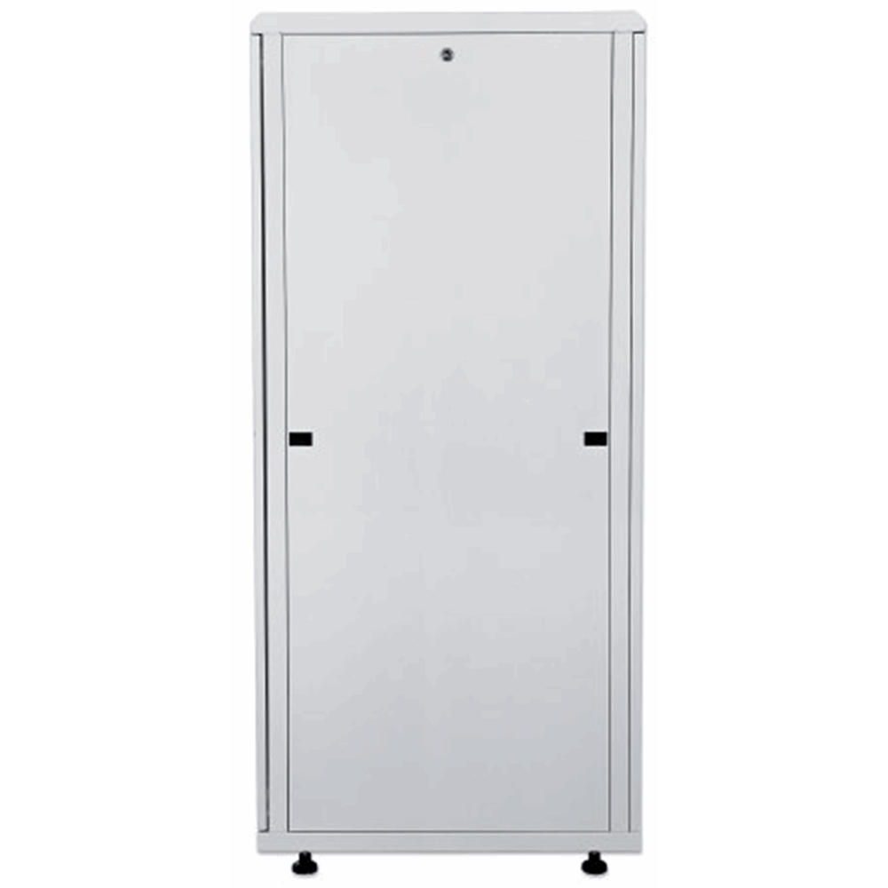 "19"" Network Cabinet, 22U, IP20-rated housing, Assembled, Gray"
