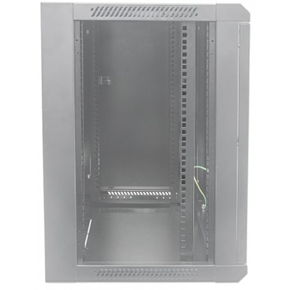 "19"" Wallmount Cabinet Gray RAL7035, 635 x 570 x 600 (mm)"