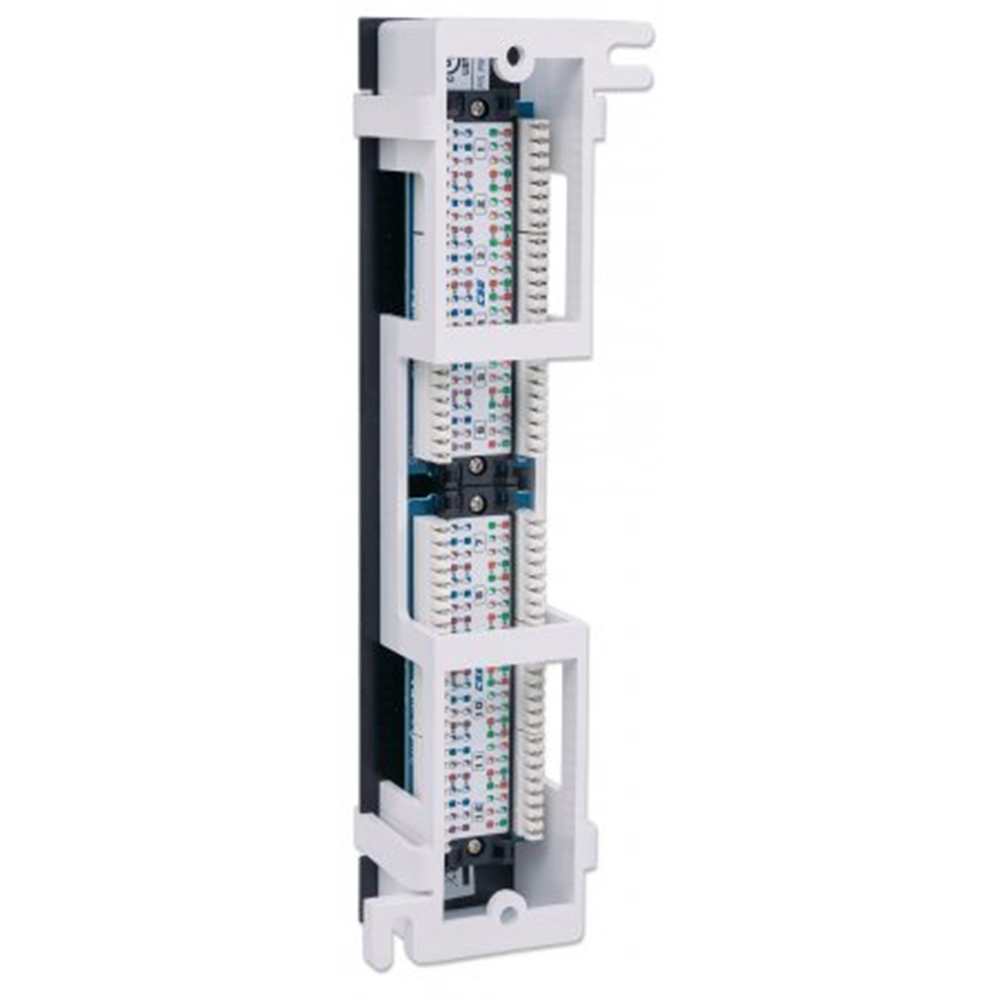 Cat5e Wall-mount Patch Panel
