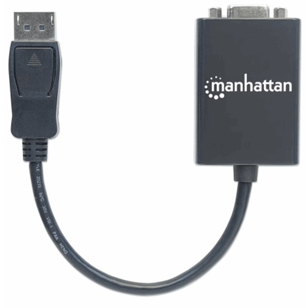 DisplayPort to VGA Converter Cable