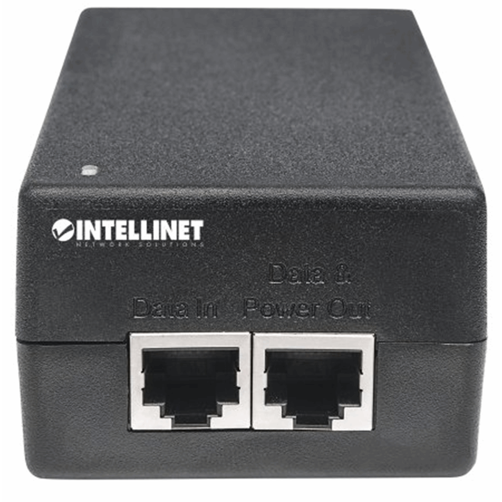Gigabit Ultra PoE Injector Black, 146 (L) x 62 (W) x 40 (H) [mm]