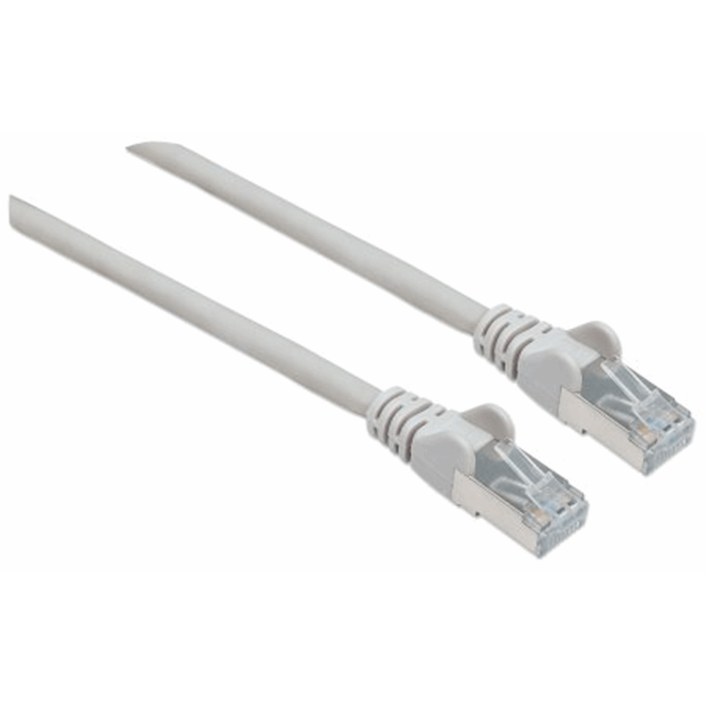 High Performance Network Cable Gray, 0.5 m