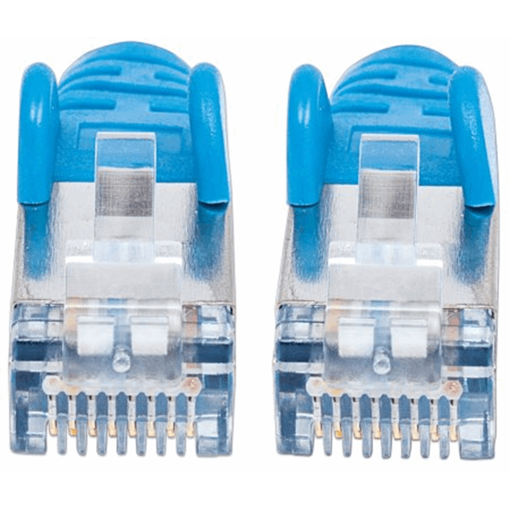 LSOH Network Cable, Cat6, SFTP Blue, 3 m