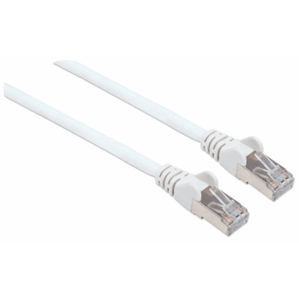 LSOH Network Cable, Cat6, SFTP White, 1.0 m