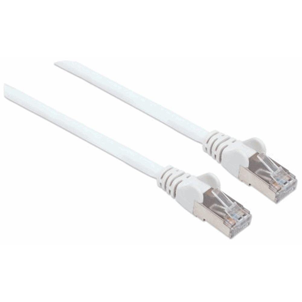 LSOH Network Cable, Cat6, SFTP White, 15 m