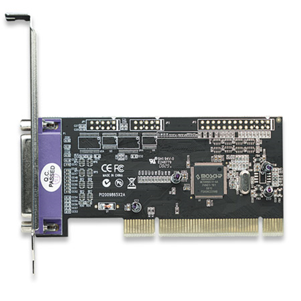 Parallel PCI Card