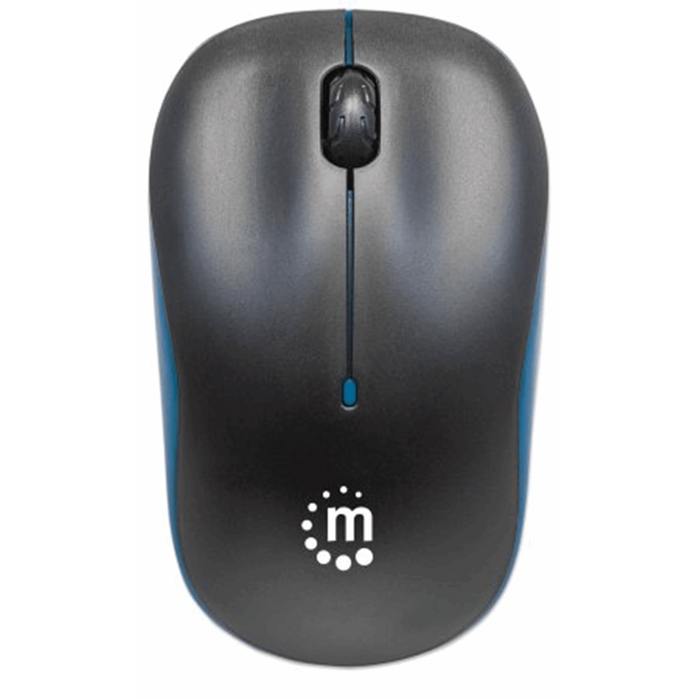 Success Wireless Optical Mouse Black/Blue