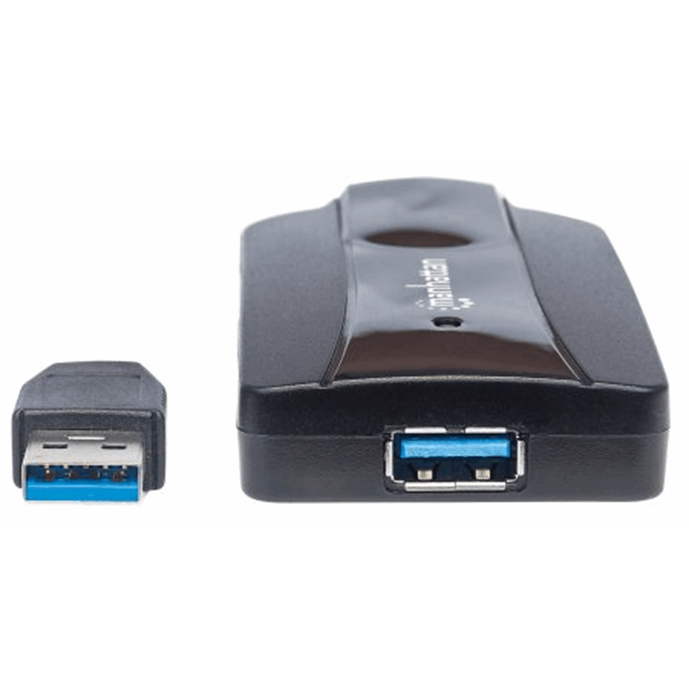 SuperSpeed USB 3.0 Hub and Card Reader/Writer