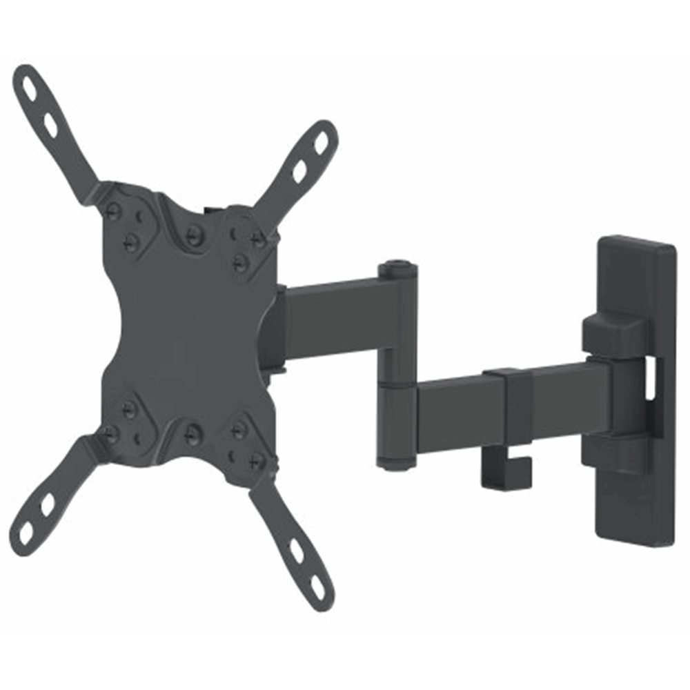 Universal Flat-Panel TV Articulating Wall Mount Black, 273 (L) x 220 (W) x 220 (H) [mm]