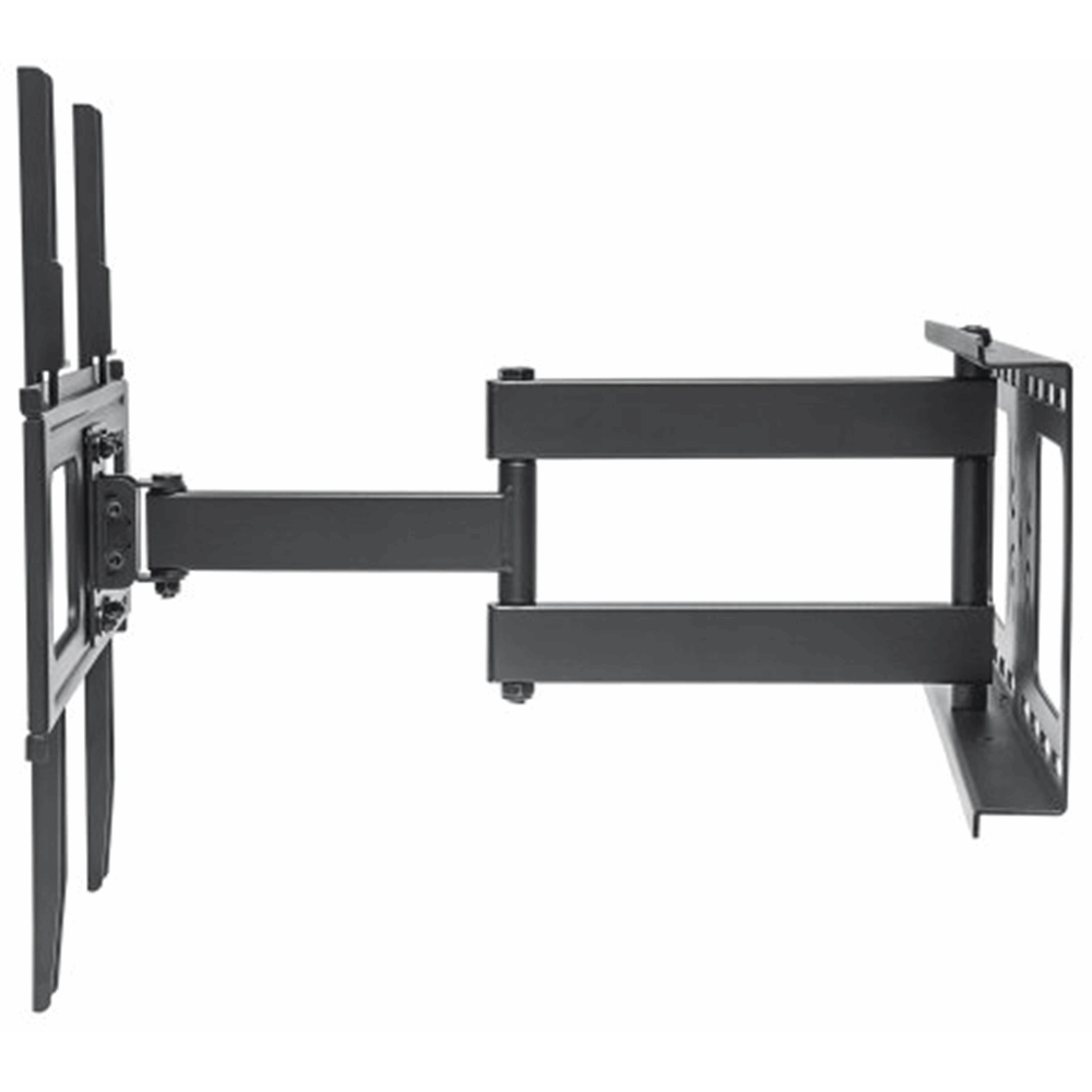 Universal Flat-Panel TV Full-Motion Wall Mount Black, 62 (L) x 480 (W) x 430 (H) [mm]