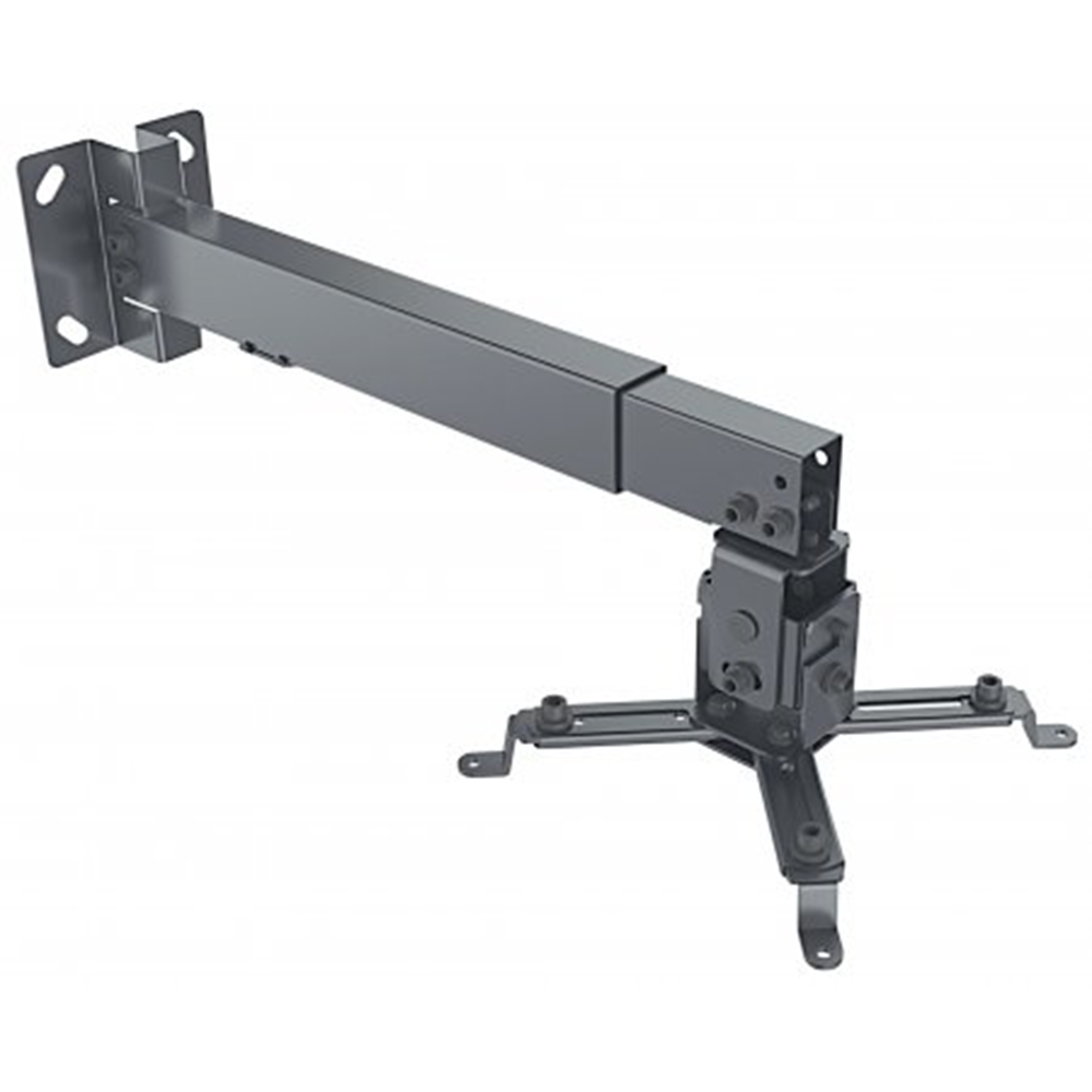 Universal Projector Wall or Ceiling Mount Black