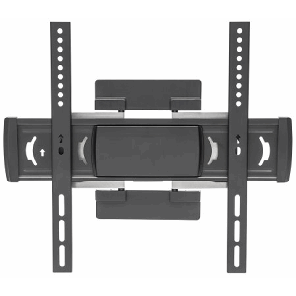 Universal Ultra Slim Aluminum LCD Full-Motion Large-Screen Wall Mount