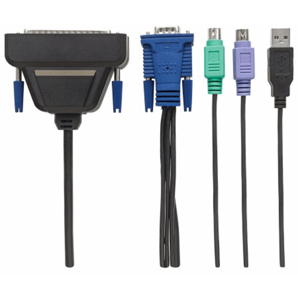 VGA 1-Port Cable for KVM Console