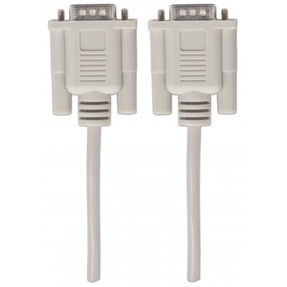 VGA Monitor Cable Gray, 1.8 m