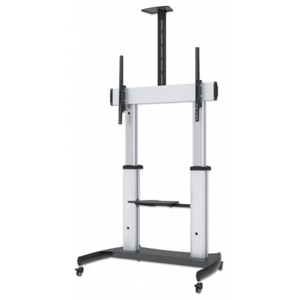Heavy-Duty Premium Multimedia TV Cart