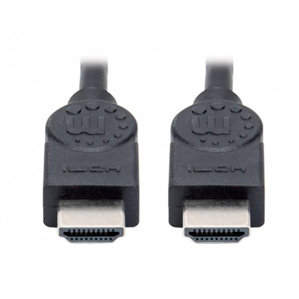 High Speed HDMI Cable Black, 1.5 (L) x 0.019 (W) x 0.01 (H) [m]