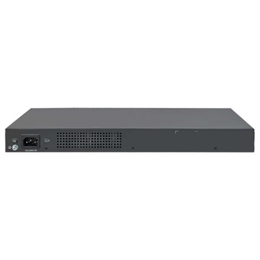 HPE Renew 1420-24G-2SFP - Unmanaged - L2 - Gigabit Ethernet (10/100/1000) - 1U - Energy Star certified (JH017A)
