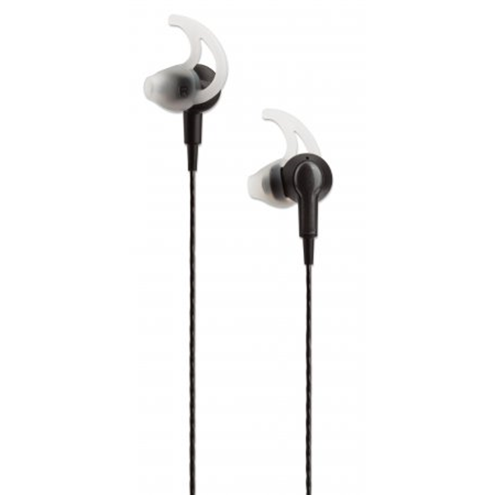 In-Ear Sport Headphones with Built-in Microphone