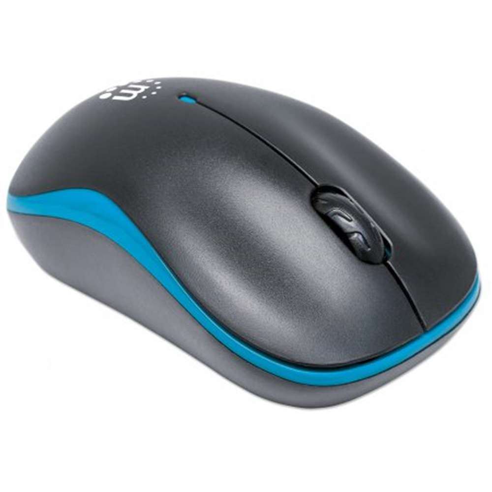 Success Wireless Optical Mouse Blue/Black