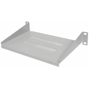 "10"" Cantilever Shelf  Gray"