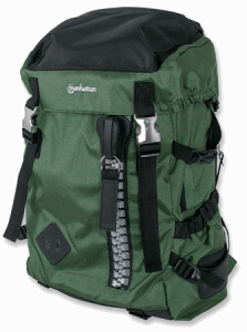 Zippack Green/Black