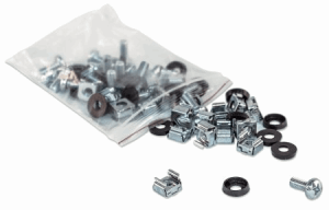 Cage Nut Set, 20 Pieces