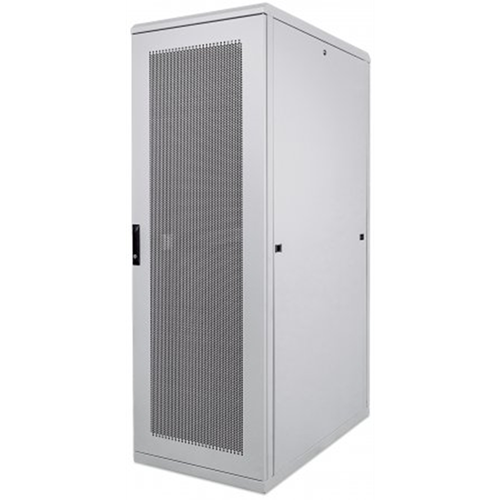"19"" Server Cabinet Grey RAL7035, 1000 (L) x 600 (W) x 1322 (H) [mm]"