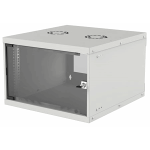 "19"" Basic Wallmount Cabinet Gray, 400 (L) x 540 (W) x 353 (H) [mm]"