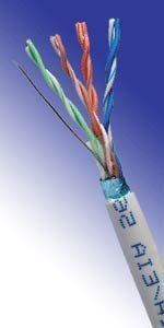 Cat5e Bulk Cable, Stranded, 26 AWG