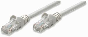 Network Cable, Cat5e, SFTP Gray, 15.0 m
