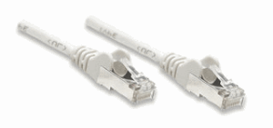 Network Cable, Cat5e, FTP Gray, 5.0 m