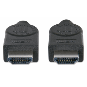 High Speed HDMI Cable with Ethernet  Black, 7.5 m