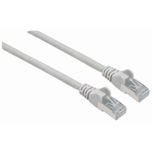 LSOH Network Cable, Cat6, SFTP Gray, 30 m