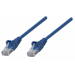 Network Cable, Cat5e, SFTP Blue, 0.25 m