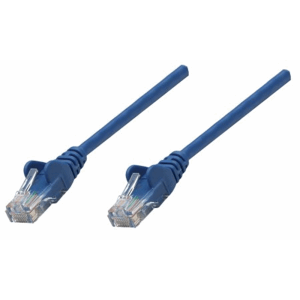 Premium Network Cable, Cat6, UTP Blue, 3 m