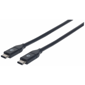 SuperSpeed+ USB C Device Cable Black, 500 (L) x 12 (W) x 6 (H) [mm]