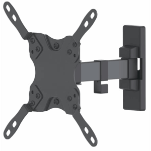 Universal Flat-Panel TV Articulating Wall Mount Black, 190 (L) x 220 (W) x 220 (H) [mm]
