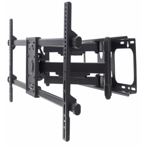 Universal LCD Full-Motion Large-Screen Wall Mount Black, 635 (L) x 885 (W) x 430 (H) [mm]