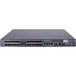 HPE 5820-24XG-SFP+ - Managed - L3 - Gigabit Ethernet (10/100/1000) - Full duplex - Rack mounting - 1U (JC102B)