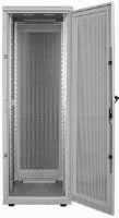 "19"" Server Cabinet, 42U, IP20-rated housing, Assembled, Gray"