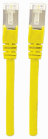 LSOH Network Cable, Cat6, SFTP, RJ45 Male / RJ45 Male, 30.0 m (98 ft.), Yellow