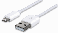 iLynk Lightning Cable  White, 1 m