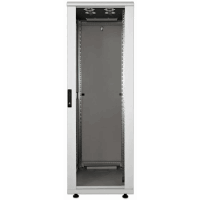 "19"" Network Cabinet, 26U, IP20-rated housing, Assembled, Gray"