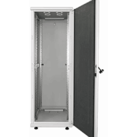 "19"" Network Cabinet, 32U, 1653 (h) x 600 (w) x 800 (d) mm, IP20-rated housing, Assembled, Gray"