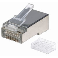 90-Pack Cat6 RJ45 Modular Plugs Pro Line