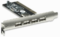Hi-Speed USB PCI Card